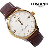 Đồng hồ nam cao cấp Longines