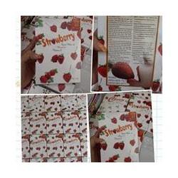 Tắm trắng dâu tây Strawberry