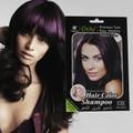 Combo 4 gối thuốc nhuộm tóc dạng dầu gội màu tím nho - Anh quốc