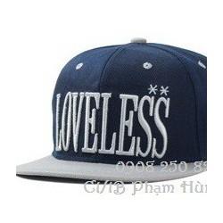 Mũ nón snapback FA Loveless [Ko có tình yêu] hàng nhập cung cấp sĩ lẻ
