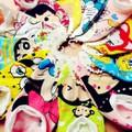 Vớ Vải Disney Land V040
