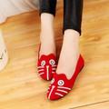 Giày Búp Bê Hình Mèo xinh xắn