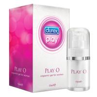 Gel bôi trơn tăng khoái cảm cho nữ Durex Play O 15ml