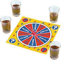 Vòng Quay May Mắn - Drink Shot