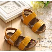 Dép sandal da cao cấp cho bé trai từ 1-3 tuổi ST7