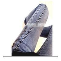 quần jeans skinny dây kéo Mã: QD514