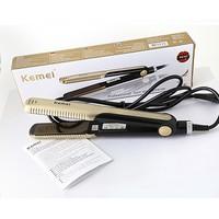 Máy duỗi tóc KEMEI bản lớn KM-327