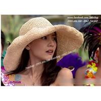 Nón thời trang mùa hè phong cách Hàn Quốc - Mã số: NN1502