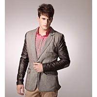 Áo khoác nam giả vest Mã: NK0625