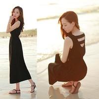Đầm Maxi Sela W2264