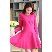 Đầm Váy Công Sở Hàn Quốc D432