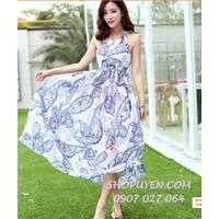 Váy đầm maxi D235