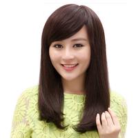 tóc giả nữ làm từ tóc thật Z400