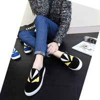 Giày slip on nữ - slip on giá rẻ - slip on đẹp - slip on 2015