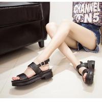 Giaydepxinh - SD086D - Giày sandal 2 quai