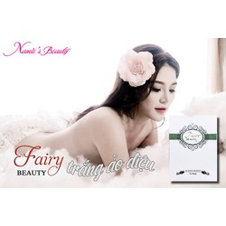 Set Trắng Da Fairy Beauty - Hút Sắc Tố Melanin Thần Kỳ