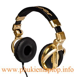 HEADPHONE PIONEER DJ-1000 GOLD