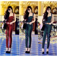 Set nguyên bộ quần áo cúp ngực phối ren bella
