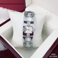 Đồng hồ nữ Guess vuông AM42
