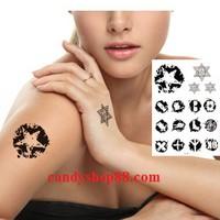 Tattoo - hình xăm dán D-35