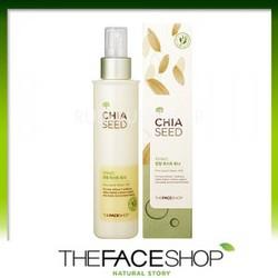 Nước Hoa Hồngtrắng da Chia Seed 170ml The Face Shop Hàn Quốc