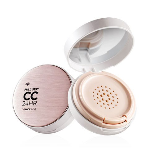 Kem trang điểm CC Cream Full Stay 24HR The Face Shop 1