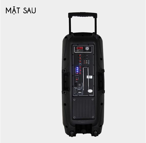 Loa Kéo Bluetooth Temeisheng A73, đen 12