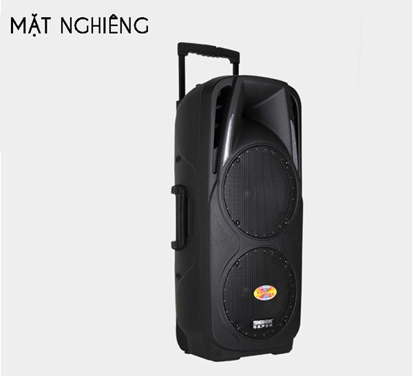 Loa Kéo Di Động Feiyang A73 2 Loa Bass 10