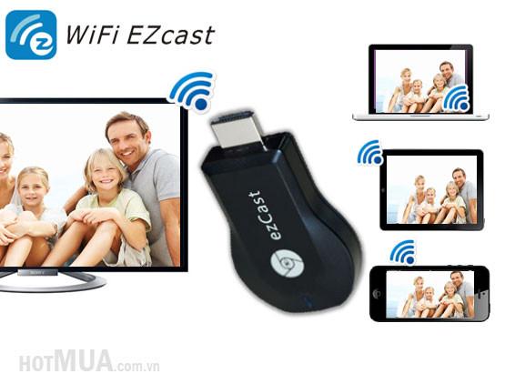 HDMI không dây Chính hãng Ezcast M2 6