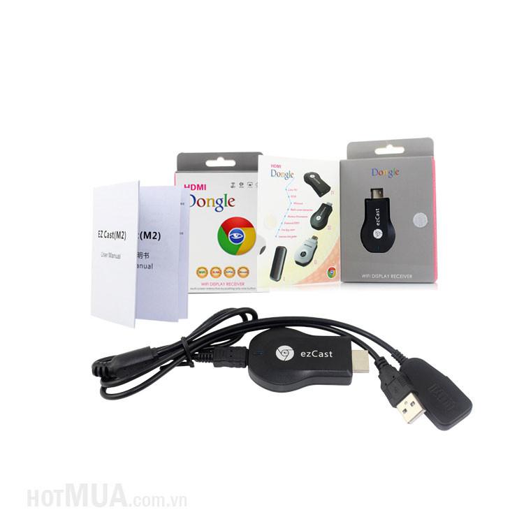 HDMI không dây Chính hãng Ezcast M2 2