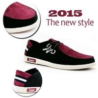 Giày Da Lộn Cột Dây C 906 Trẻ Trung Hiện Đại New 2015