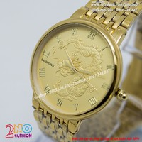 Đồng hồ Baishuns mặt rồng vàng - Mã số:  DH15135