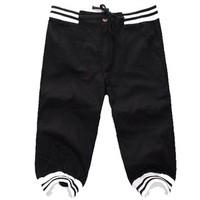 quần lửng nam kaki lưng thun Mã: NL0355