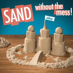 Cát Chuyển Động - Sand In Motion