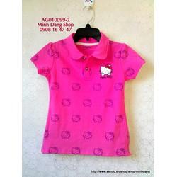 Áo Hello Kitty size đại cho bé từ 25- 40kg