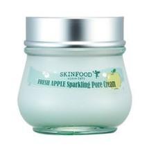 Fresh Apple Sparkling Pore Cream - Kem dưỡng táo xanh Skinfood