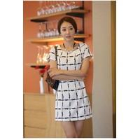 Đầm Họa Tiết MK0142-S135