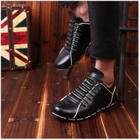 Giày da kiểu mới Posashop M033