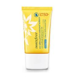 Kem Innisfree Eco safety perfect waterproof sunblock spf50