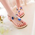 Giầy sandal xỏ ngón da PU cao cấp HK G012