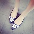 Giày búp bê hoa BB13