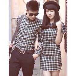 HOT HOT HOT!!!!!!!Áo váy ôm sọc cực thời trang_DD0090