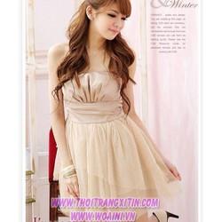 Váy Đầm Công chúa Hàn Quốc Mã: DA1087 - KEM