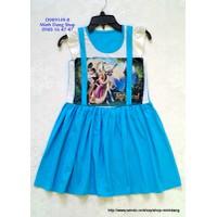 Đầm thun size đại - Đẹp và mát
