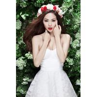 Đầm Ren Cúp Ngực Minh Hằng - TAMN1751