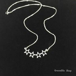 [Chuyên Bỏ Sỉ] DX556 - Dây chuyền 4 ngôi sao
