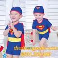 Đồ bơi siêu nhân bé trai DB656