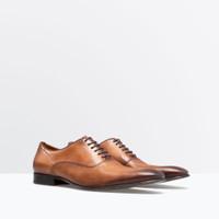 Giày tây ZARA leather chính hãng từ USA ZGT562