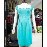 Đầm bầu công sở Bà bầu thời trang MX