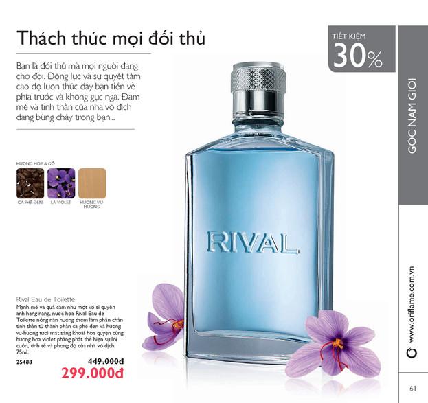 nuoc hoa huong vi bien rival 1m4G3 196dcd simg dbadd8 623x601 max Làm thế nào để giảm thiểu ảnh hưởng của nước hoa nữ đến sức khỏe